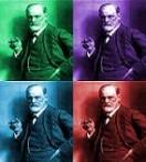 Freud creador del Pscoanalisis maestro de psicologos y psiquiatras