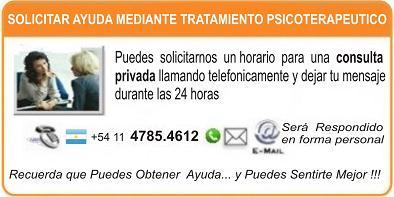 tratamiento con hipnosis terapia breve en panico, fobias, depresion y psicosomaticas